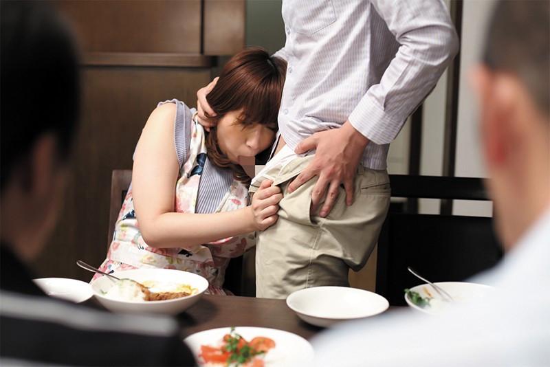 人妻 リナ 自慢の妻を抱いてください。 彩奈リナ