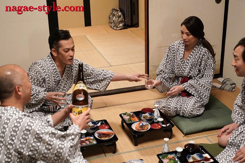 愛する妻と旅先で・・寝取らせ旅行 織田真子 画像 14