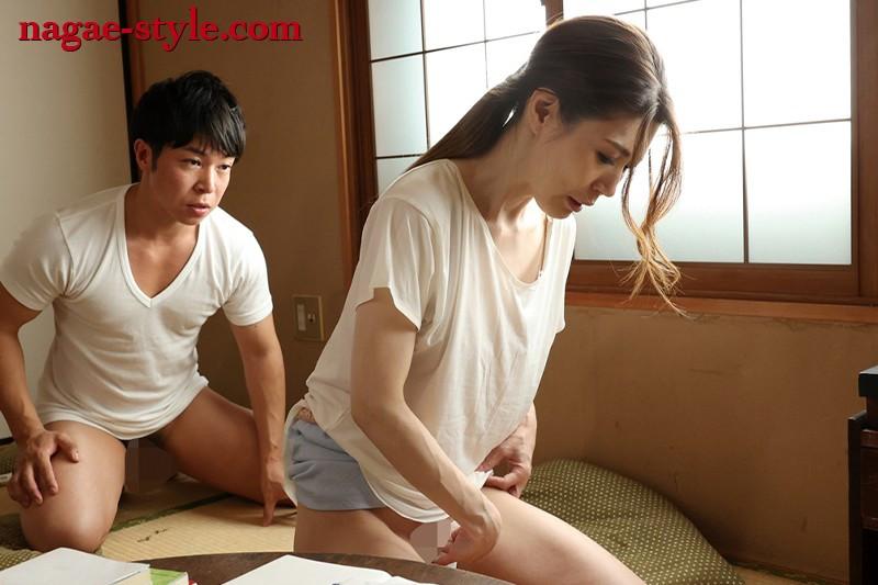IdolLAB | nagae2-0431 思春期息子の体験談 いやらしい母ちゃん。3 米津響