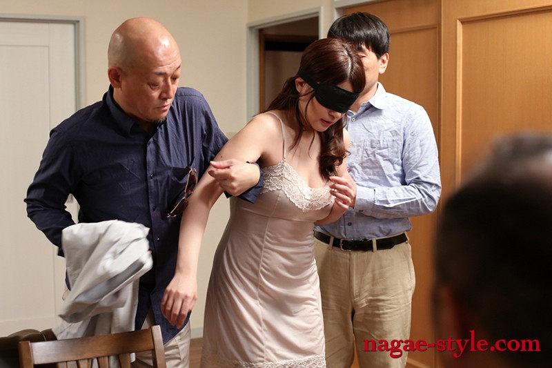 寝取られ性癖の夫 覗(のぞ)き見る妻の痴態 画像9