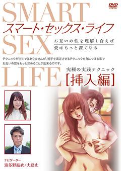 「スマート・セックス・ライフ 究極の実践テクニック・挿入編」のパッケージ画像