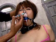 鼻責め・鼻浣腸3