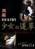 実録 渋谷女子校生 少女の道草3