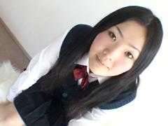 シロートFILE 騎乗位ダンス! 女子校生 麻美子18才