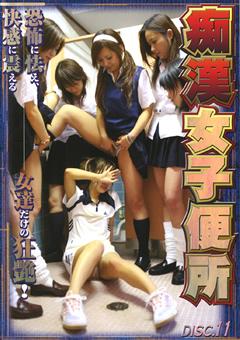 痴漢女子便所 DISC.11