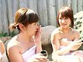 真夏のホロ酔い 混浴手コキ温泉サムネイル1