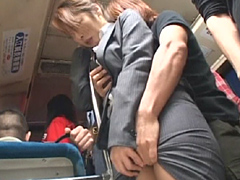 痴漢下車追撃2