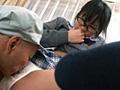 お受験ママがいるのに犯されたオヤジにハマる眼鏡娘3