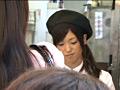 接客中に顔を紅潮させながら感じまくるバイト娘2サムネイル3