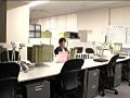 休日出勤したら同僚がエロい私服で働いていました。サムネイル5