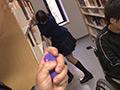 図書館で声も出せず糸引くほど愛液が溢れ出す敏感娘17【4】