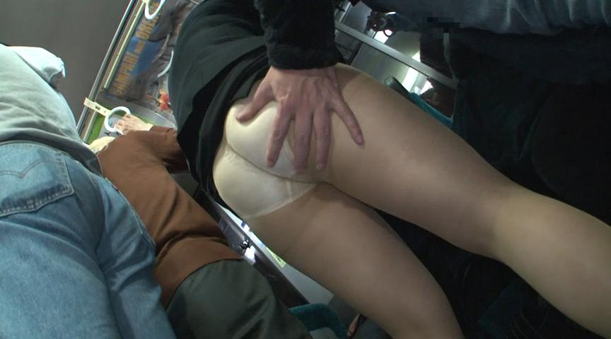 リクルートギャル痴漢 16枚目