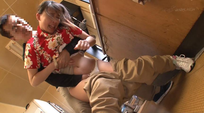 接客中に顔を紅潮させながら感じまくるバイト娘 バイト娘&パート妻 合体SP~ケータリングカー、ハワイアンレストラン、スーパー、お好み焼き屋~ 6枚目
