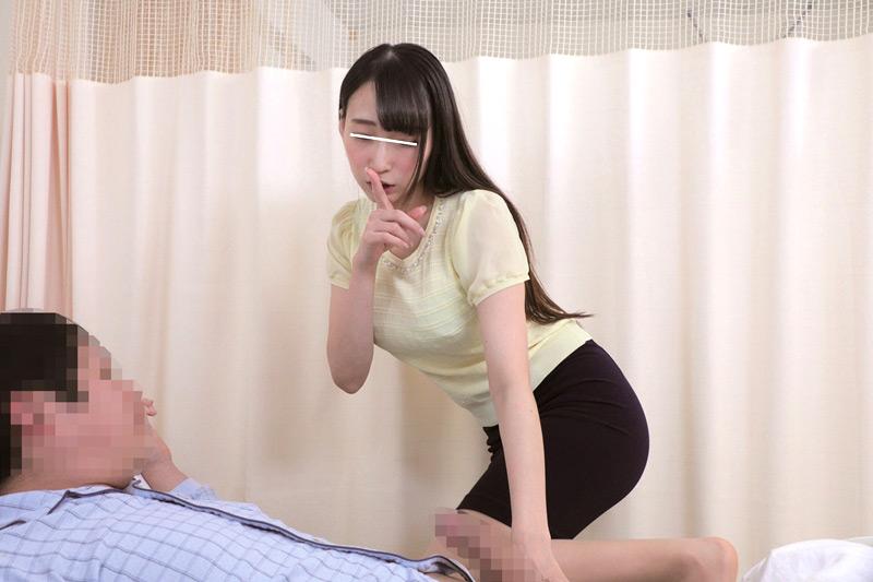 入院中の性処理を母親には頼めないから お見舞いに来た叔母にお願いしたら 優しい騎乗位でこっそりぬいてくれた16 中出しスペシャル の画像5