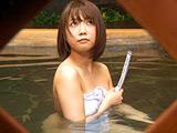 戸田真琴ちゃんタオル一枚男湯入ってみませんか?HARD