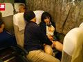 夜行バスでイカされた隙に生ハメされた女 発情騎乗位SP