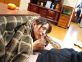 [naturalhigh-1960] 奥さんが居てもコタツの中で手コキで射精に追い込む少女