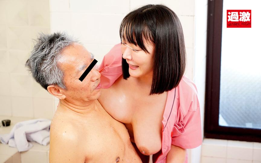介護士に種搾りプレスされて性のはけ口になっています。