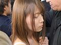 痴漢師にTバックを食い込まされ感じてしまった美尻女2のサムネイルエロ画像No.6
