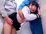 ちっちゃな女の子を囲んで痴漢する巨漢集団 総集編付き 【DUGA】