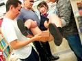 ちっちゃな女の子を囲んで痴漢する巨漢集団 総集編付きのサムネイルエロ画像No.8
