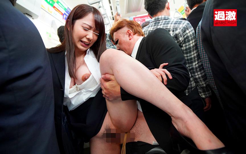 IdolLAB | naturalhigh-2077 唾液ダラダラ接吻痴漢 オヤジを虜にする痴女子大生