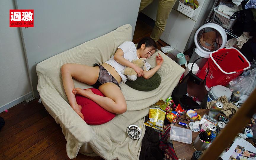 眠剤を盛られ犯りたい放題ハメられた巨乳女 画像 14
