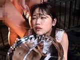 無双アナル便器女 ガチごっくん・ガチぶっかけ大量64発 【DUGA】