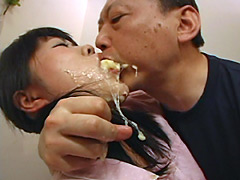 ゲロして食べる