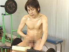 全裸スポーツジム ~筋肉と勃起~ 60分~70分