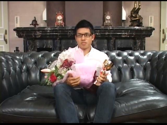 NEW SEXUAL イメージボーイ オーディション2011 「グランプリ インタビュー~プール~グランプリ セックス1」 の画像10