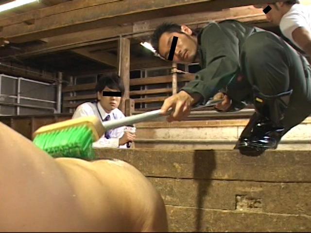 ゲイミルク牧場「ゲイミルクを食べる~人間牛を飼育する1」 の画像11