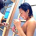 真夏の水着ギャル!! シャワールーム編5 Part2