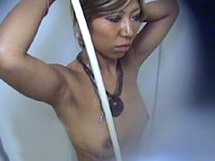 盗撮 新水着ギャル痴態 シャワー・ボディ洗い編6