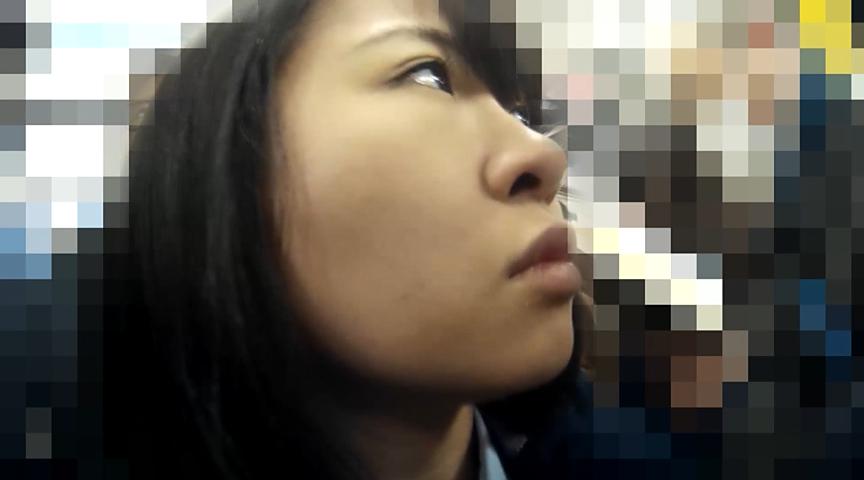 0001 - 【盗撮動画】声を抑えるのが必死な女子高生のエロい喘ぎ声!痴漢動画