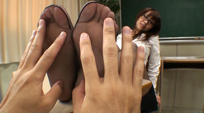 黒スト足裏くすぐり&マッサージ Maika の画像4