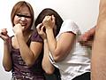 初めてセンズリを見る女たち VOL.5