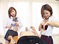 W女子校生にいきなり連続フェラでヌキとられちゃう僕!!...thumbnai3
