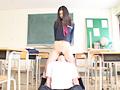 女子校生の立ちクンニ...thumbnai1