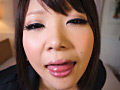 喉奥サオ呑みフェラのサムネイルエロ画像No.1