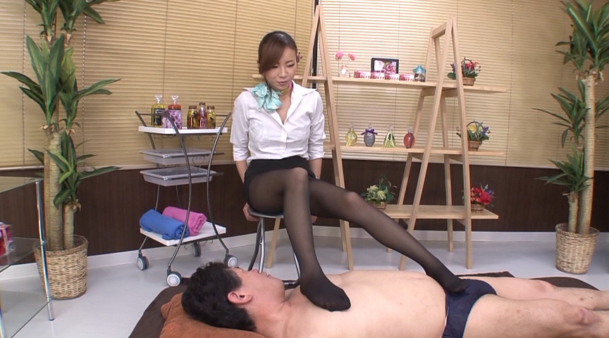 M男専門 美脚マッサージ店