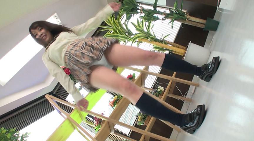 女子校生オマンコおっぴろげダンス3のサンプル画像