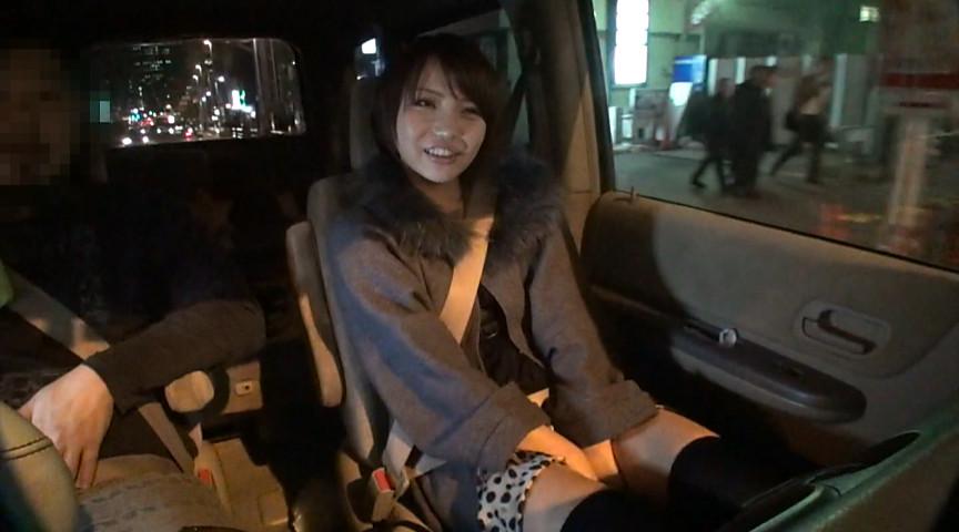 新米送迎ドライバーが体験した信じられないエロイ車内 画像 1
