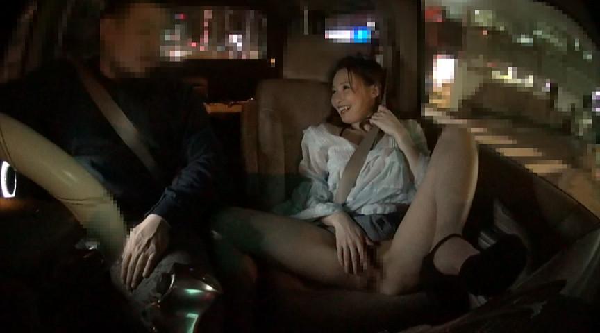 新米送迎ドライバーが体験した信じられないエロイ車内 画像 12