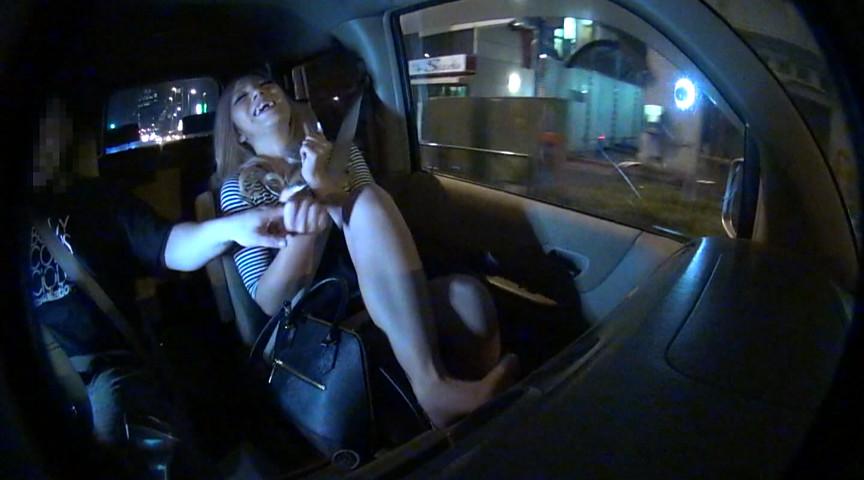 新米送迎ドライバーが体験した信じられないエロイ車内 画像 15