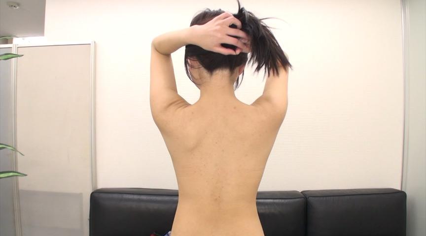 素人娘 初めてのヘアヌード撮影3 画像 6