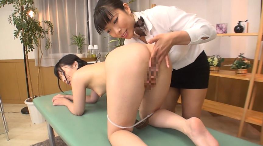 爆乳痴女レズエステ!!女性を食い漁るレズエステサロン 画像 9