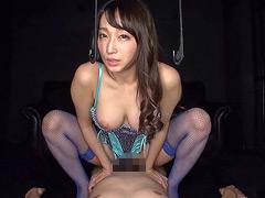 蓮実クレア:M男にささやき淫語FUCK3 蓮実クレア
