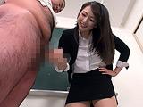 淫語先生とM男3 二階堂ゆり