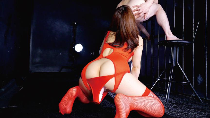 アナル舐め中毒ド変態痴女 八乃つばさのサンプル画像10